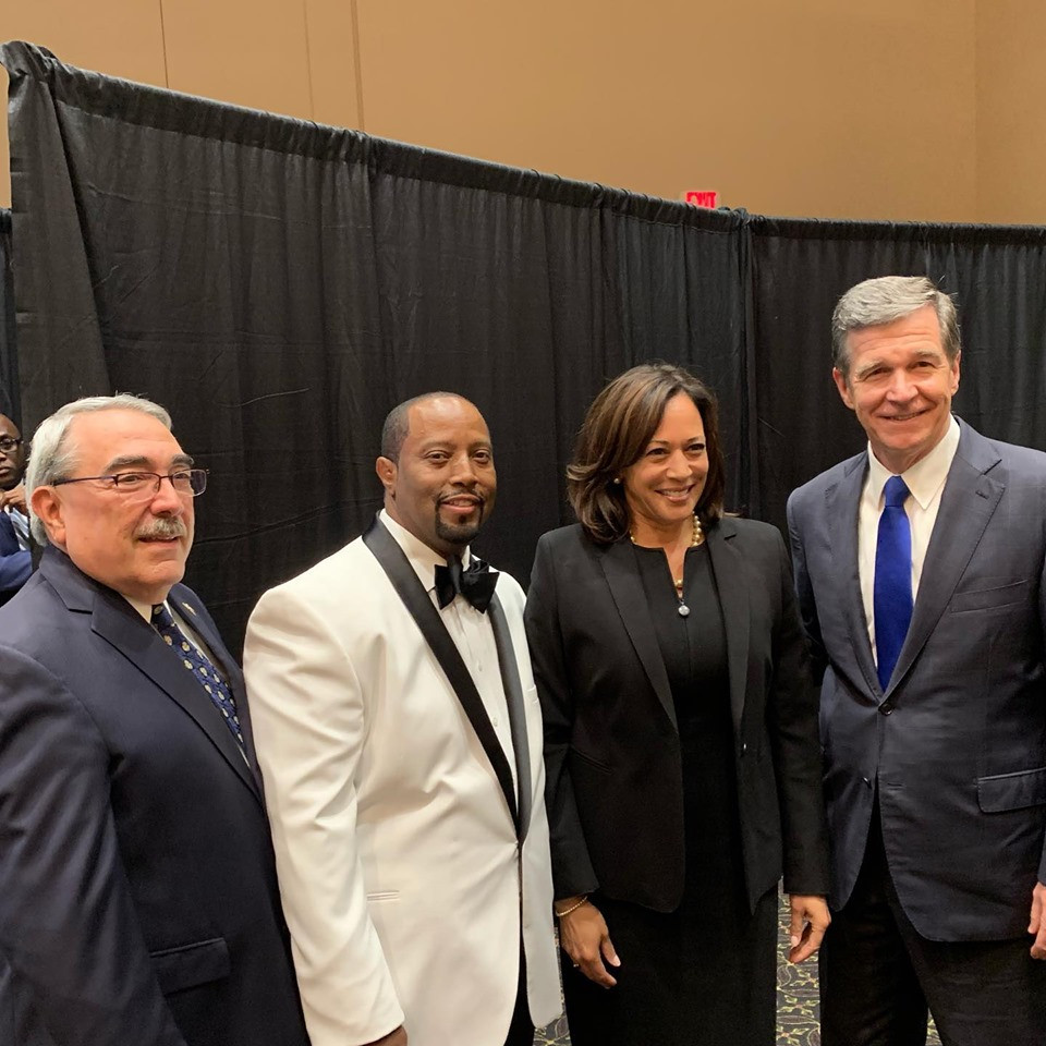 Chairman, Sen Harris, Governor and Butte