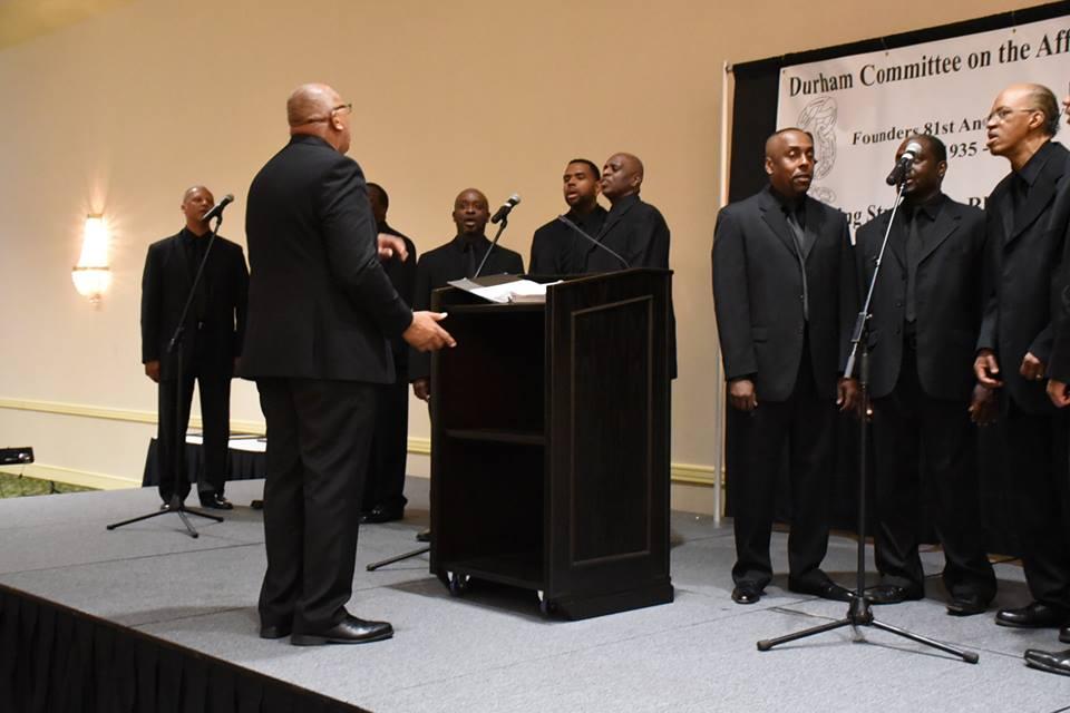 100 Men in Black Ensemble