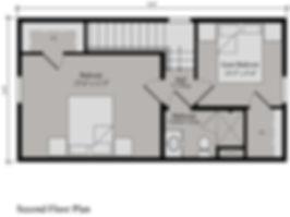 Joplin Cottage Second Floor Plan_rendere