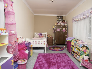 Are pink and blue bedrooms our only choice for children?