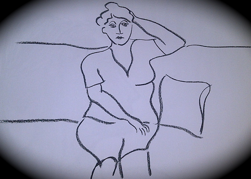 Mama after Matisse