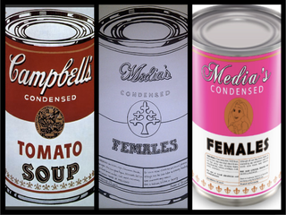 The Canned Woman - moving forward.