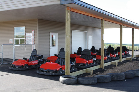 Our Go Kart Lineup