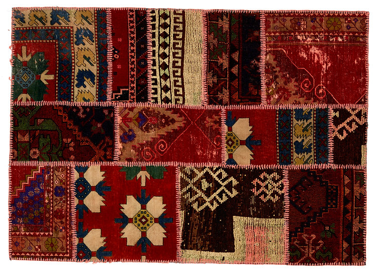 Vintage Patchwork Kırşehir