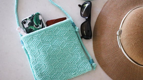 Check out my New Day Knit Bag!
