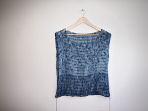 The Beverley Tee PATTERN
