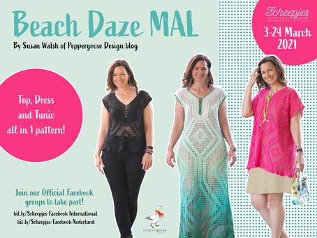 Venez rejoindre le Beach Daze MAL et Comment Choisir Votre Taille !!