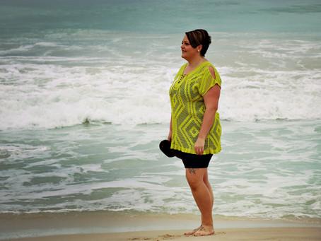 Le Filet au Crochet et Comment faire l'échantillon pour faire votre vêtement Beach Daze.