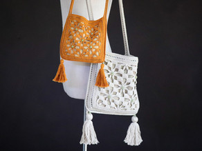 The Spiderlace Bag