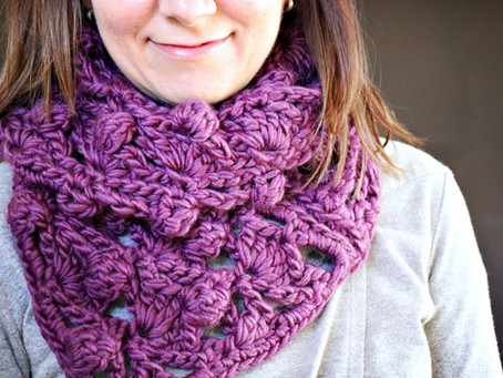 Maxxed Out Cowl - Free Crochet Pattern
