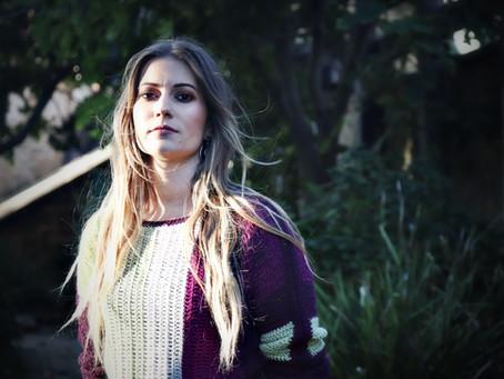 Rhythm of Life Alpaca Sweater pattern is LIVE!