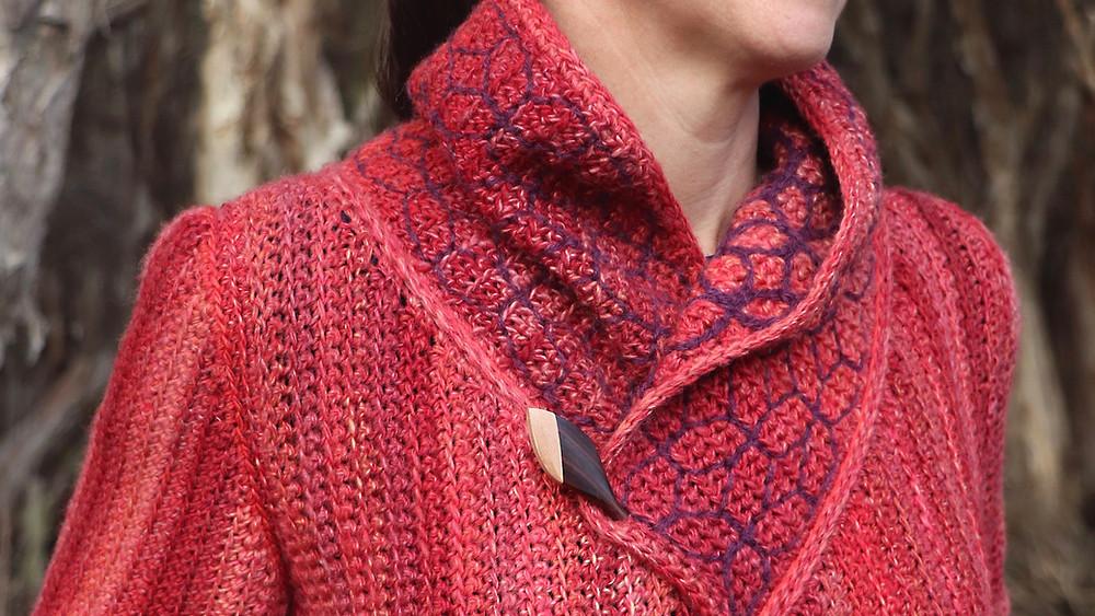 Ravelry: Combo Llamas II pattern by Mi Mediavareta | 563x1000
