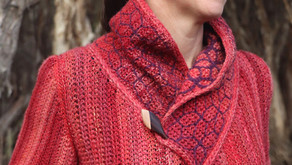 Sashiko Happy Coat pattern launch