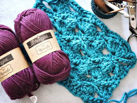 Maxxed Crochet-Zen in Progress