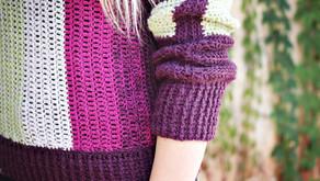 Crochet Techniques #6: Post (Treble) Ribbing Join