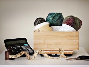 Sashiko Happy Coat MAL:  Yarn Experiment in Action