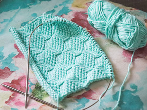 Knitty project wip...