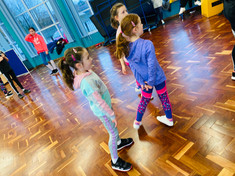 Hip hop classes for all ages