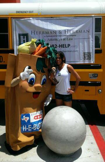 Stuff the Bus Program