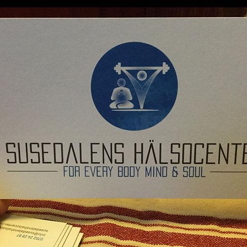 Presentkort Susedalens Hälsocenter