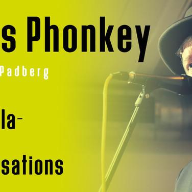 Dad's Phonkey – LIVE in der Jazzbäckerei | Brotfabrik Bonn 3.3.2016