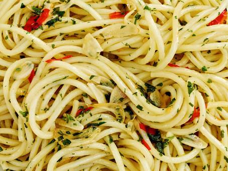 Pasta Aglio et Olio et Peperoncino