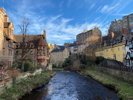 Exploring Edinburgh: The Water of Leith