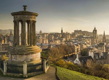 Edinburgh Virtual Visit