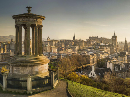 Edinburgh Virtual Visit