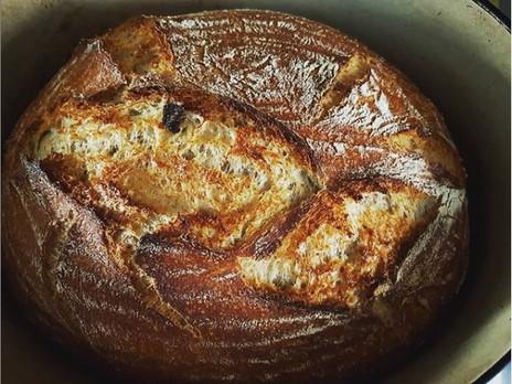 Susan's Sourdough Loaf