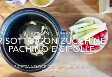 Alimenti Green - Video Ricetta 1