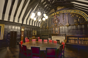 Chetham's Library Manchester Reading Room