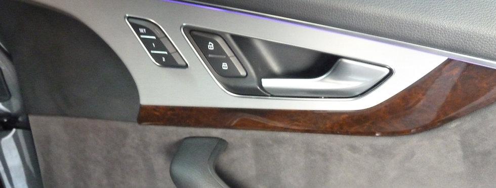 Driver & Passenger Memory Seats