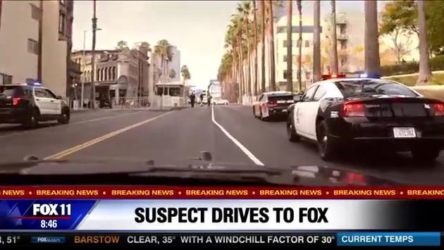 Jeff Gordon Comes To Fox