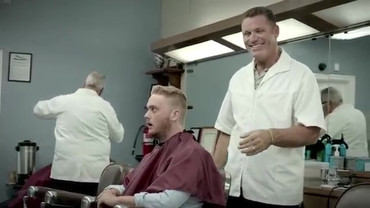 Howie Long is a Barber in a world without NFL