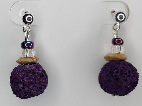 Lava Stone Purple