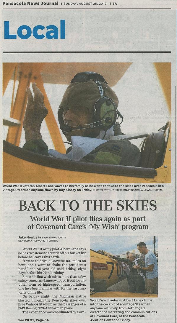 Pensacola News Journal - Page 1 (Sunday