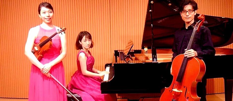 シュテルネンベルクピアノトリオ