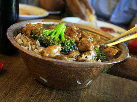 Curry de légumes thai