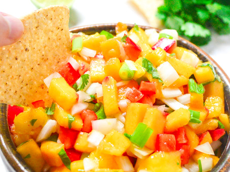 Salsa Mangue - Pêche