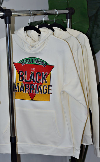 RTBMarriage Patch Hoodie (Cream)