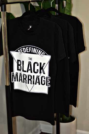 RTBMarriage Stamp T-Shirt (Black)