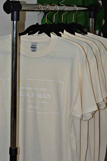 Redefining The BlackMan Tee Sand