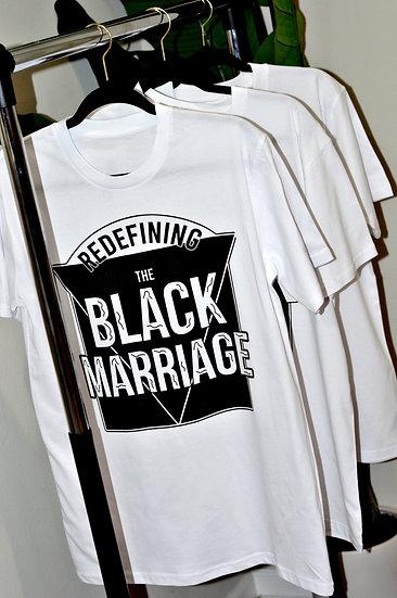 RTBMarriage Stamp T-Shirt (White)