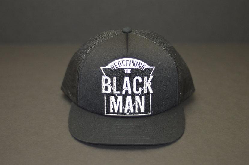 RTBM Trucker Hat (Black)