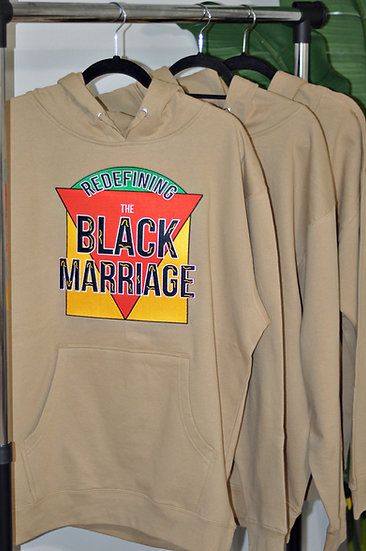 RTBMarriage Patch Hoodie (Tan)