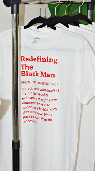 RTBM Definition Tee (Red)