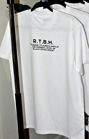 Pledge T-Shirt (White)