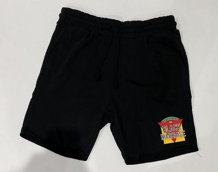 "RTBM Black Shorts ""Juneteenth Collection"""