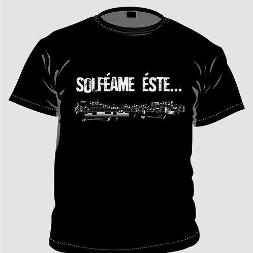 T-Shirt Solféame éste...
